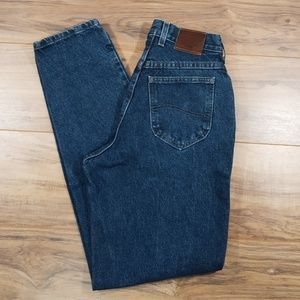Lee Jeans High Waisted Tapered Leg